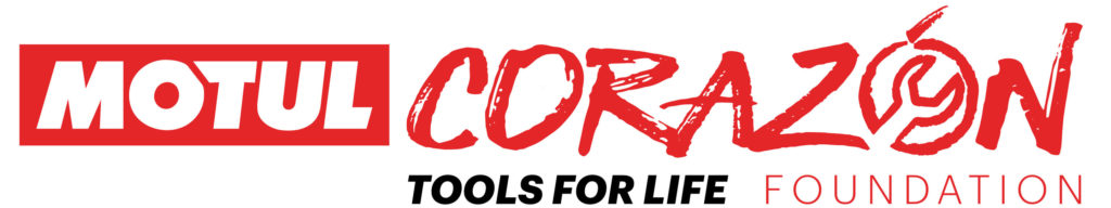 Logo Foundation Motul Corazon
